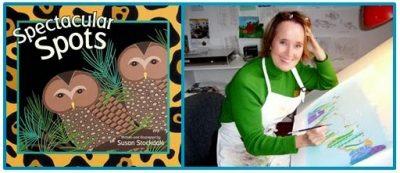 Susan Stockdale Author Stripes