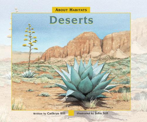 About Habitats Deserts