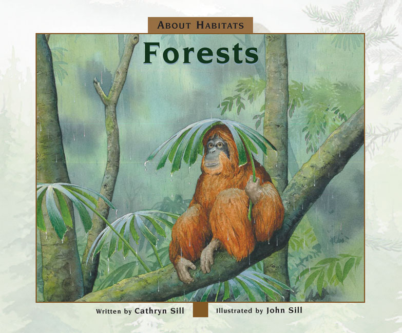 About Habitats Forests