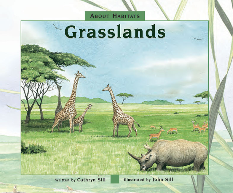 About Habitats Grasslands