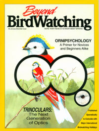 Beyond Birdwatching
