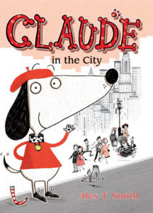 Claude in the City Cover Art