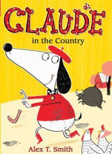 Claude in the Country Cover Art