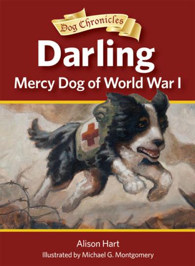 Darling Mercy Dog