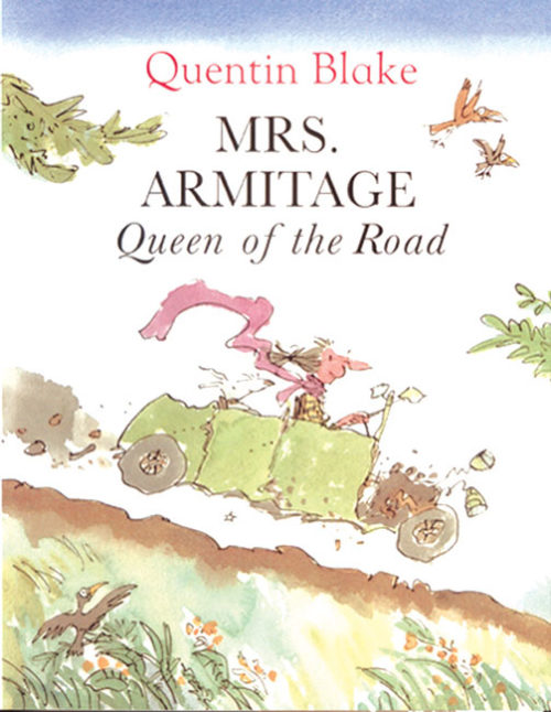 Mrs Armitrage Queen of the Road