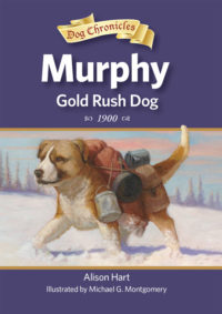 Murphy Gold Rush Dog