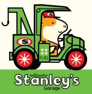 Stanley's Garage Cover Art