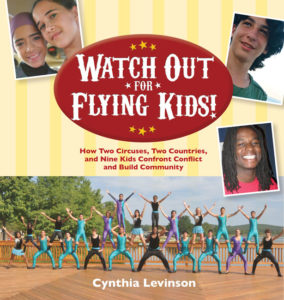 Watch Out For Flying Kids