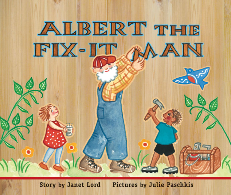 Albert the Fixit Man