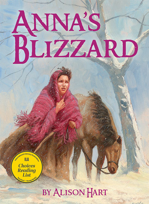 Annas Blizzard PB