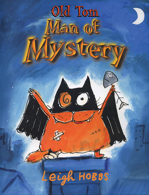 Old Tom Man of Mystery