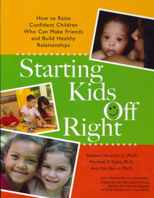 Starting Kids Off Right