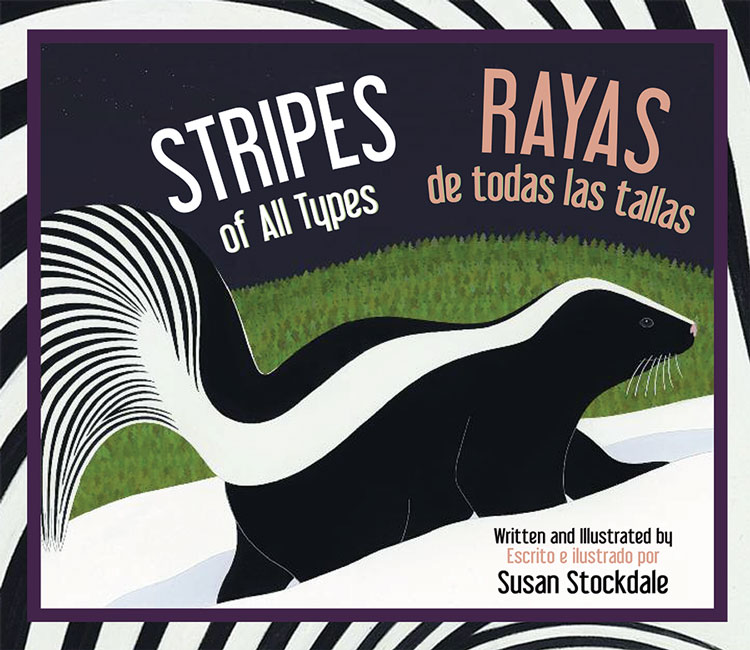 Stripes of All Types Rayas de Todas las Tallas