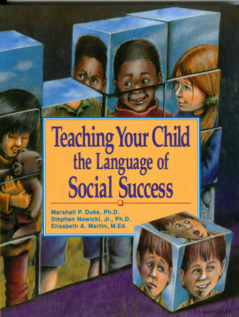 Teaching Your Child the Language of Social Success