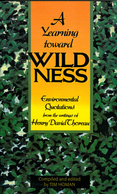 A Yearning Toward Wildness