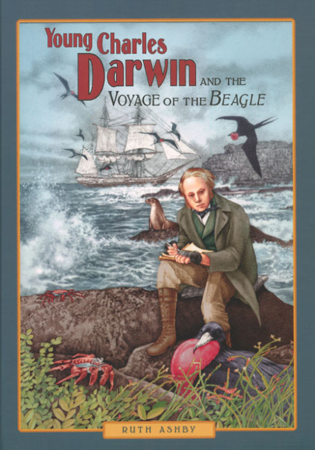 Young Charles Darwin and the Voyage of the Beagle