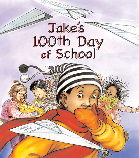 Jakes 100th Day of School