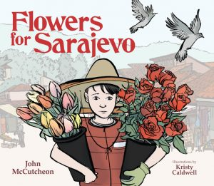 Cover: Flowers for Sarajevo