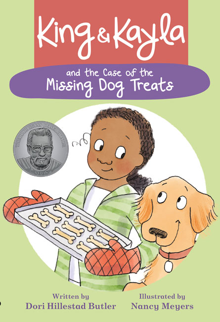 Cover: King & Kayla and the Case of the Missing Dog Treats