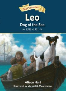 Cover: Leo, Dog of the Sea