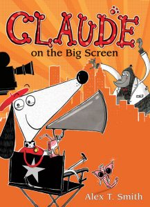 Claude on the Big Screen Cover Art