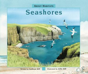About Habitats: Seashores Cover Art