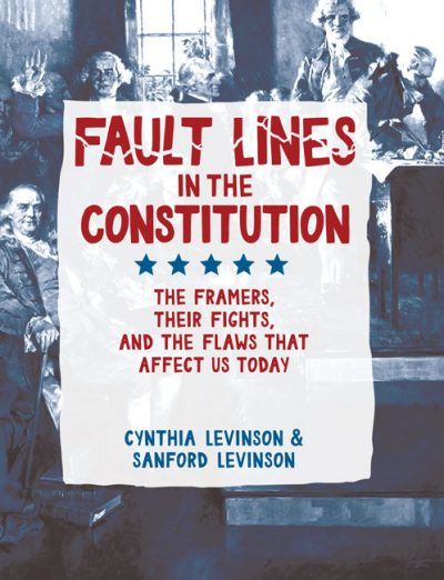 Fault Lines in the Constitution Cover Art