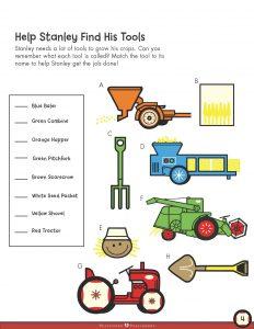 Stanley Farmer Tools