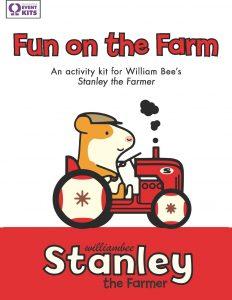 Stanley the Farmer Activity Kit