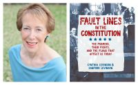 Cynthia Author Fault Lines in the Constitution