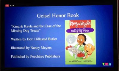 King & Kayla Geisel Honor