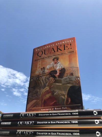 Quake Summer Reading