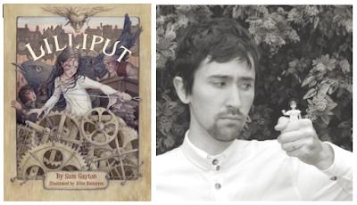 Sam Gayton author Lilliput