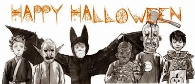 Charlie Bumpers happy halloween
