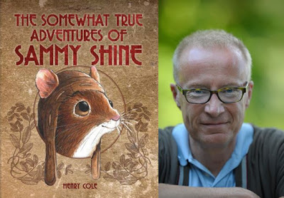 Henry Cole Author Sammy Shine