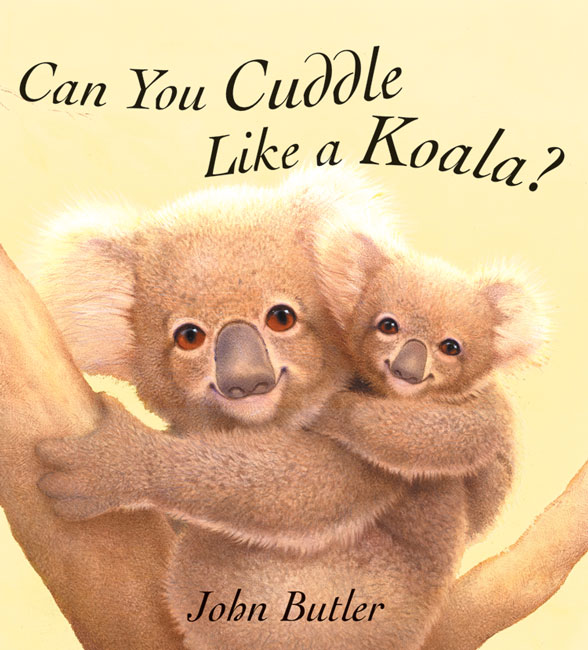 Can You Cuddle Like a Koala