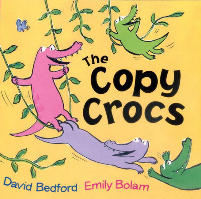 The Copy Crocs
