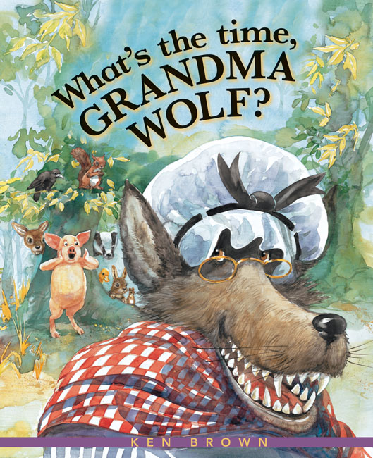 Whats the Time Grandma Wolf