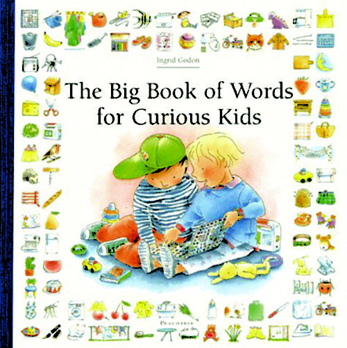 The Big Book of Words for Curious Kids
