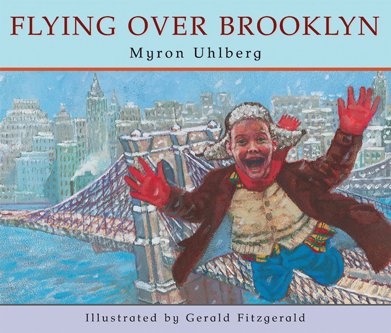 Flying Over Brooklyn