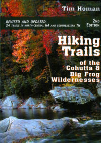 Hiking Trails of the Cohutta and Big Frog Wildernesses