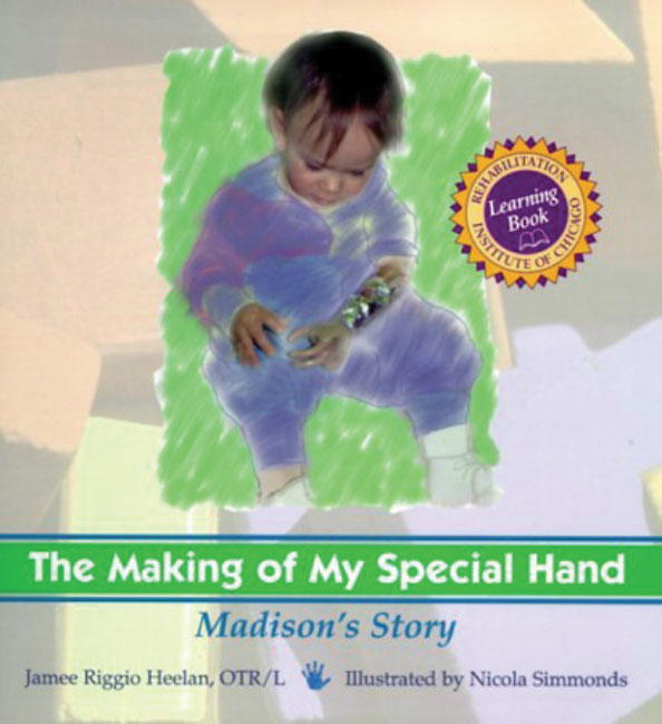 Making of My Special Hand