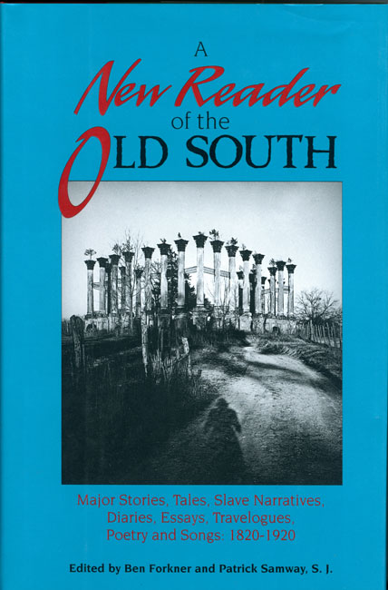 A New Reader of the Old South