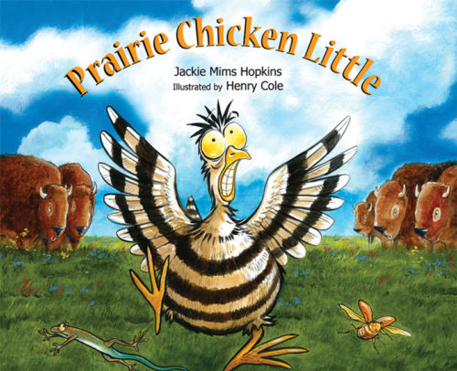 Prairie Chicken Little