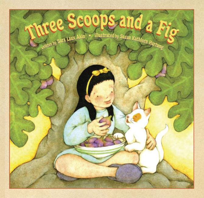 Three Scoops and a Fig