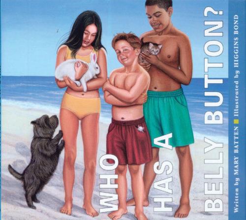 Who Has a Bellybutton
