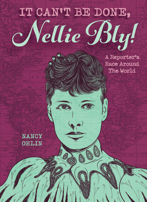 It Cant Be Done Nellie Bly PB