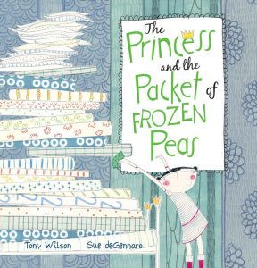 Princess and Packet of Frozen Peas PB
