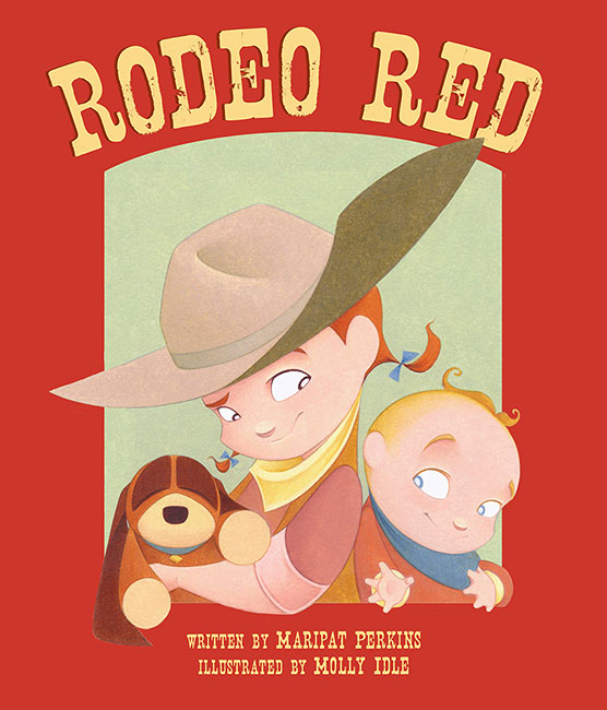 Rodeo Red PB