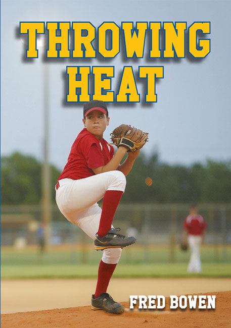 Throwing Heat Cover Art PB